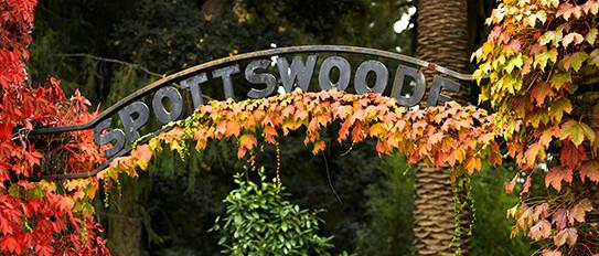Spottswoode Skylt Höst