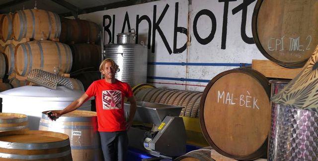 Blankbottle Winery