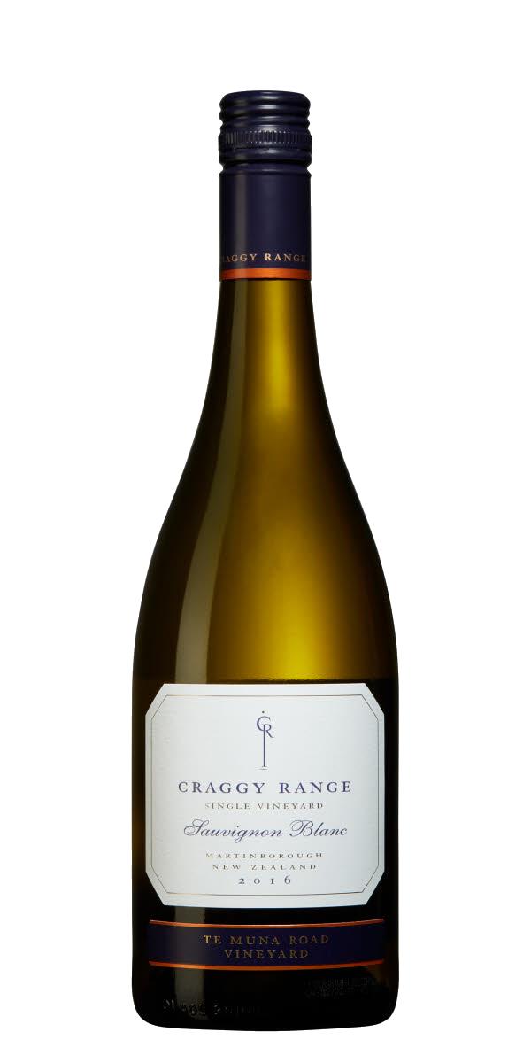 Craggy Range Te Muna Sauvignon Blanc 2016