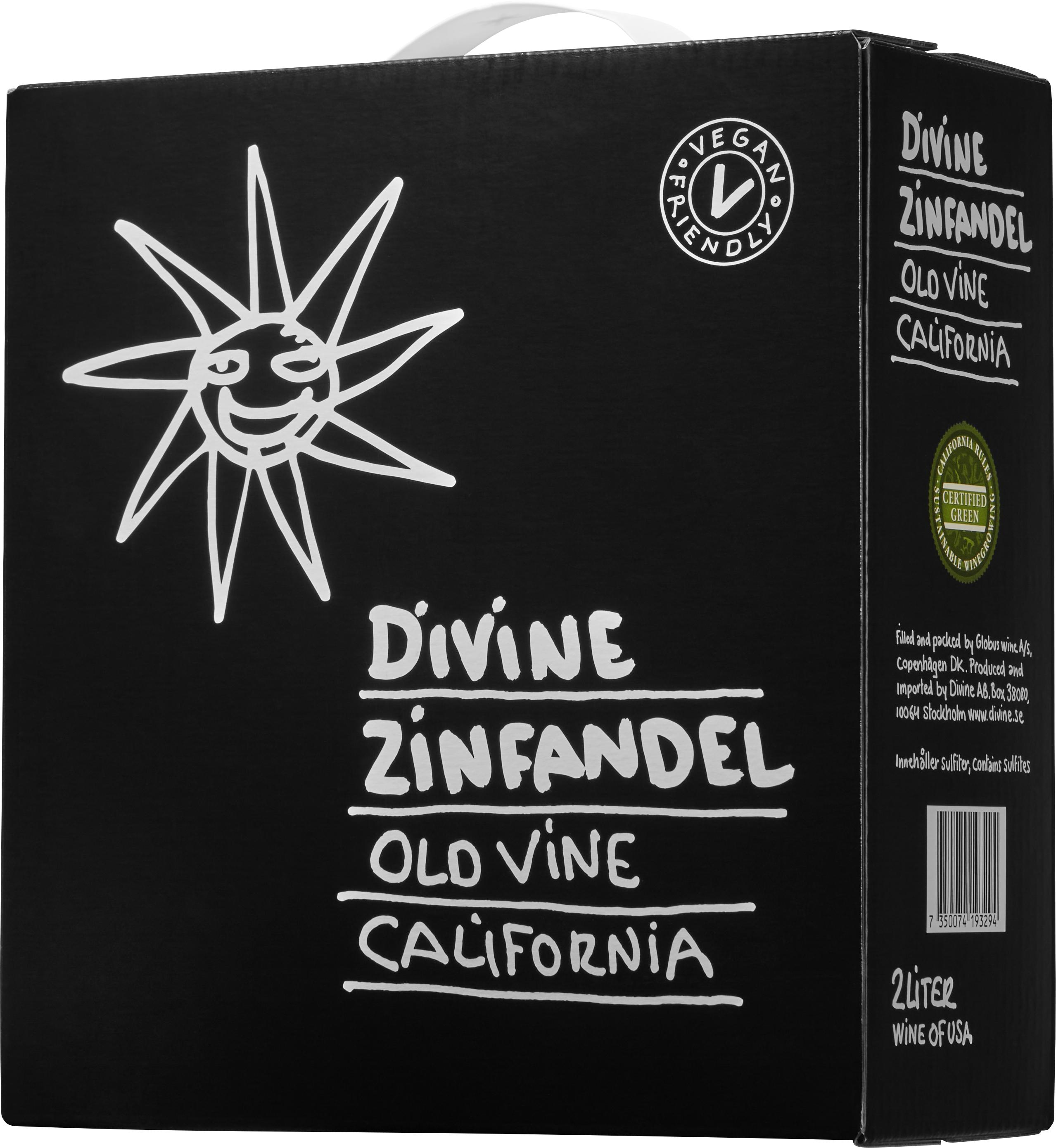 Divine Zinfandel Box